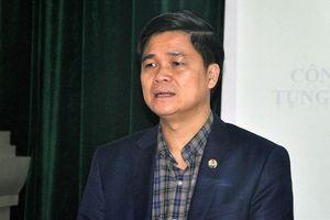 Chân dung tân Phó Chủ tịch Hội đồng tiền lương quốc gia Ngọ Duy Hiểu