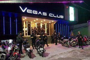 Xử phạt hơn 100 đối tượng liên quan vụ đột kích động ăn chơi Vegas Club ở Huế