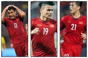 Bật mí vị trí đặc biệt của Đình Trọng, Quang Hải trong trận đấu U23 Việt Nam gặp U23 Thái Lan
