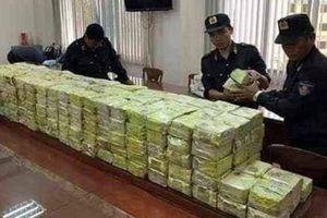 Khởi tố 4 đối tượng trong đường dây buôn bán 300kg ma túy