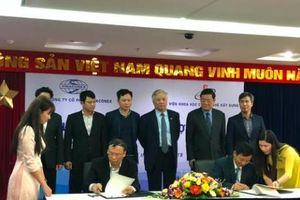 Vinaconex muốn vào Top nhà thầu xây dựng hàng đầu Việt Nam
