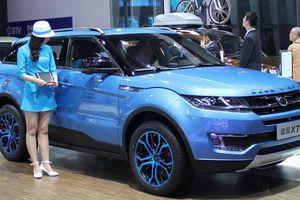 Ô tô Trung Quốc nhái xe sang nếu về Việt Nam sẽ bị coi là hàng giả