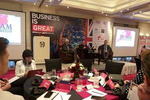 Triển vọng hợp tác đầu tư kinh doanh với Anh Quốc