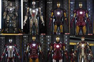 Iron Man sở hữu máy bay biến hình như Transformers?