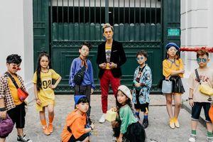 Đạo diễn Huy Lio: Khát khao mang lại điều tốt đẹp cho trẻ nhỏ