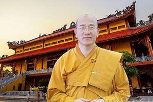 Trụ trì chùa Ba Vàng Trúc Thái Minh vi phạm hiến chương, phải sám hối Đại Tăng