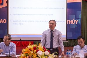 Petrolimex Sài Gòn tổ chức hội nghị giao nhận xăng dầu đường thủy