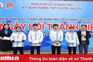 Trường THPT Chuyên Lam Sơn tổ chức Ngày hội Thanh niên 26-3