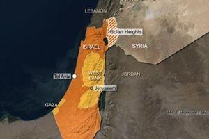Mỹ chính thức công nhận chủ quyền của Israel đối với Cao nguyên Golan