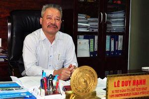 Tạm giữ khẩn cấp Chủ tịch HĐQT Công ty Cổ phần Nhiệt điện Quảng Ninh
