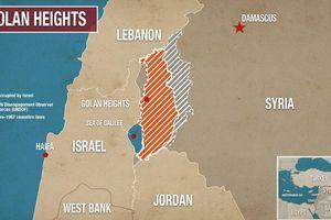Những hậu quả khó lường khi Mỹ công nhận chủ quyền của Israel đối với Cao nguyên Golan