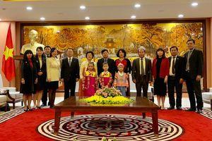 Hà Nội mong muốn hợp tác với Triều Tiên trên nhiều lĩnh vực