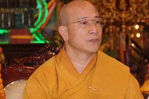 Giáo hội Phật giáo Việt Nam tạm đình chỉ tất cả các chức vụ của trụ trì chùa Ba Vàng