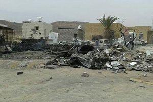 Bệnh viện ở Yemen bị trúng tên lửa, 7 người thiệt mạng