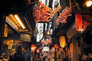 Hẻm nhậu nổi tiếng giữa lòng Tokyo có lịch sử hơn 70 năm