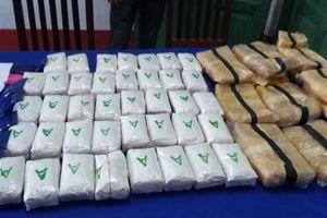 Phá đường dây ma túy xuyên quốc gia, thu giữ 110 ngàn viên ma túy tổng hợp
