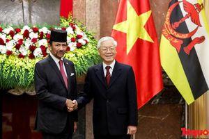 Tăng cường quan hệ hữu nghị và hợp tác toàn diện Việt Nam - Bru-nây
