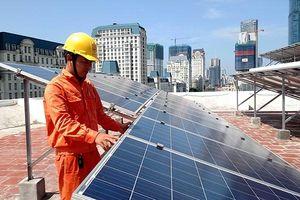Thúc đẩy phát triển điện mặt trời áp mái