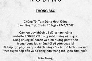 Vì sao đại gia Thái Lan đóng cửa sàn thương mại điện tử Robins.vn?