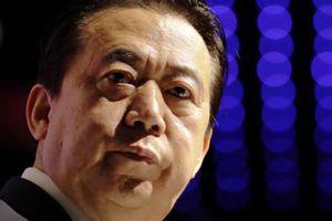 Trung Quốc khai trừ Đảng 'sếp' Interpol vì tham nhũng