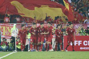 U.23 Việt Nam vào nhóm hạt giống cao nhất vòng chung kết