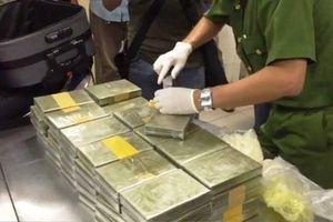 Khởi tố 4 đối tượng trong đường dây ma túy khủng ở TPHCM