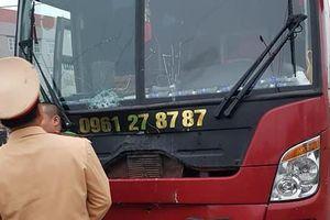 Vụ xe khách đâm đoàn đưa tang 7 người chết: Xe có dấu hiệu tăng tốc trước khi gây tai nạn