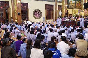 Trụ trì chùa Ba Vàng 'qua mặt' chính quyền sở tại?