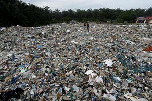 Malaysia 'nghẹt thở' vì rác thải nhựa