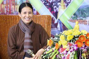 Vụ chùa Ba Vàng: Con trai bà Phạm Thị Yến nộp phạt 5 triệu đồng thay mẹ