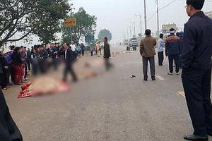 Xác định danh tính các nạn nhân trong vụ tai nạn thảm khốc ở Vĩnh Phúc