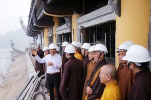 Giáo hội Phật giáo Việt Nam họp chuẩn bị cho Đại lễ Vesak 2019