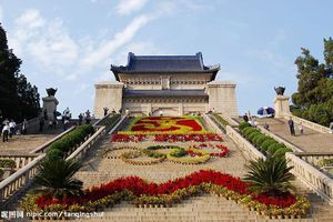 Điều chưa biết về lăng mộ Tôn Trung Sơn
