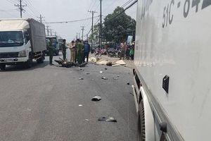 Đôi vợ chồng mới cưới tử vong sau cú đâm trực diện với xe tải