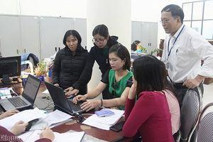 Dịch vụ công trực tuyến Kho bạc: Lan tỏa đến từng cấp sử dụng ngân sách