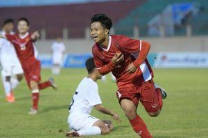 Giải U19 Quốc tế: Việt Nam hạ Trung Quốc để vào chung kết