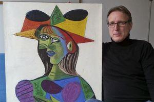 Thám tử truy tìm tác phẩm nghệ thuật thu hồi tranh Picasso đắt tiền bị trộm