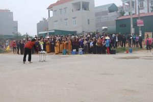 Vụ xe khách đâm đoàn người đưa tang ở Vĩnh Phúc qua lời kể nhân chứng