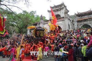 Lễ hội Bà Triệu - nét đẹp truyền thống đậm đà bản sắc xứ Thanh