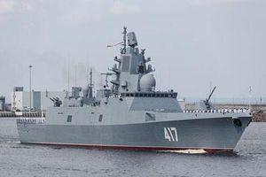 Lộ thiết kế chiến hạm 7.000 tấn mang 48 quả Kalibr của Nga