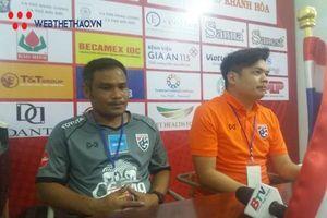 HLV U19 Thái Lan khen ngợi hết lời U23 Việt Nam