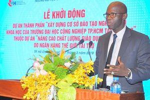 WB hỗ trợ xây dựng Đại học Công nghiệp TP. Hồ Chí Minh đạt chuẩn quốc tế