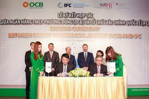 IFC cho OCB vay 100 triệu USD