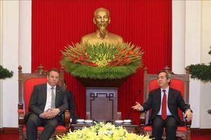 Việt Nam mong muốn Đức và các nước thành viên EU ủng hộ Hiệp định EVFTA