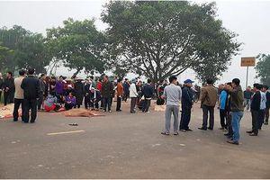 Xác định chủ nhân 'hung thần' xe khách tông chết 7 người đi đưa tang ở Vĩnh Phúc