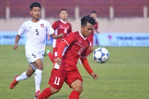 Đánh bại U19 Trung Quốc, U19 Việt Nam đấu chung kết với U19 Thái Lan