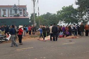 Khởi tố vụ xe khách đâm 7 người tử vong ở Vĩnh Phúc