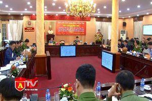 Hội thảo đánh giá công tác đảm bảo ANTT của Thủ đô