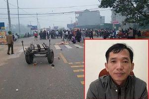 Vĩnh Phúc: Khởi tố vụ án xe khách đâm đoàn đưa tang làm 7 người chết