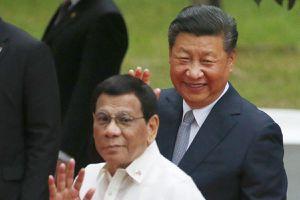 Philippines nói gì về nguy cơ sập 'bẫy nợ' Trung Quốc?
